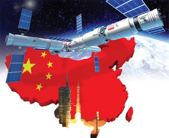 '우주굴기'나선 중국, 미국과 기술수준 비교했더니